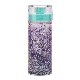 Smash Teal Glitter Lava Bottle - 375ml