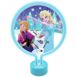 Disney Frozen 2 Neon Light