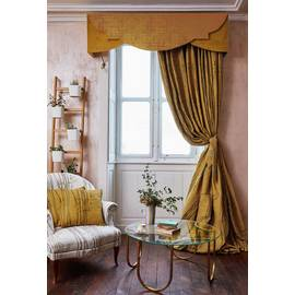 The Chateau by Angel Strawbridge Bamboo Curtains