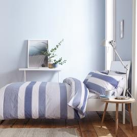 Catherine Lansfield Newquay Stripe Bedding Set
