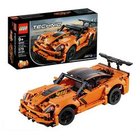 LEGO Technic Chevrolet Corvette ZR1 Rally Car Set - 42093