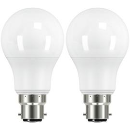 Argos Home 5W LED BC Light Bulb - 2 Pack