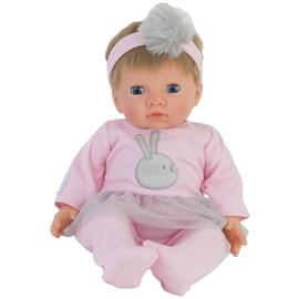 Chad Valley Tiny Treasures Doll with Pink Outfit