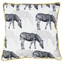 Argos Home Global Zebra Cushion