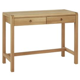 Habitat Radius Dressing Table - Oak