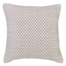 Argos Home Global Grey Diamond Cushion