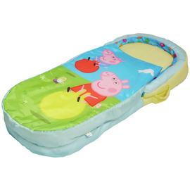 Peppa Pig My First ReadyBed Kids Air Bed and Sleeping Bag