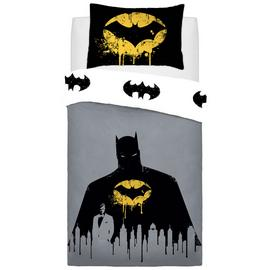Batman The Dark Knight Bedding Set - Single