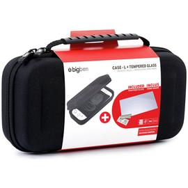Nintendo Switch Transport Case & Screen Protector Set