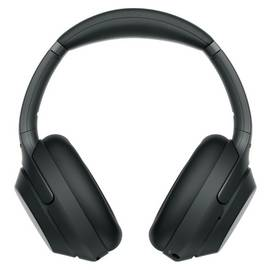 Sony WH-1000XM3 On-Ear Wireless Headphones - Black