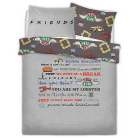 Friends Bedding Set - Double