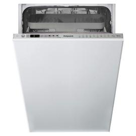 Hotpoint HSIO3T223WCEUK Integrated Dishwasher - S/Steel