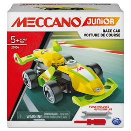 Meccano Junior Action Build Race Car
