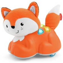 Fisher-Price Sit to Crawl Learning Fox