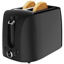 Cookworks 2 Slice Toaster - Black