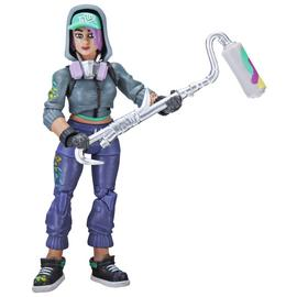 Fortnite Solo Mode 4-inch Core Figure Pack - Teknique