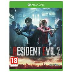 Resident Evil 2 Remastered Xbox One Game