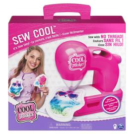 Cool Maker Sew and Style Sewing Machine