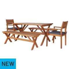 Garden Table Chair Sets Garden Dining Patio Sets Argos