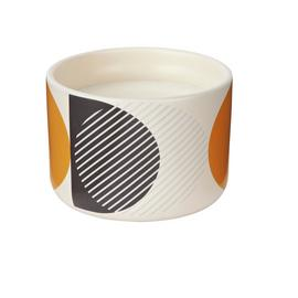Argos Home Apartment Living Ceramic Candle - White