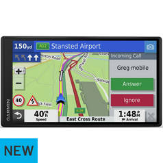 Garmin DriveSmart 55 MT-S 5.5 Inch UK & ROI Traffic Sat Nav