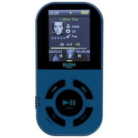 Bush 8GB Sports MP3 Player - Blue
