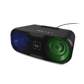 Kitsound Slam XL Bluetooth Party Speaker - Black