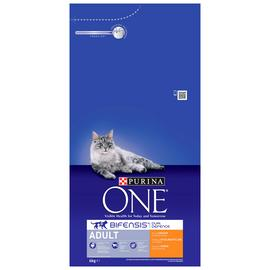 Purina ONE Adult Dry Cat Food Chicken and Wholegrains 6kg