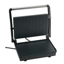 Cookworks 2 Portion Panini Press - Black