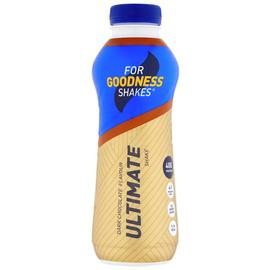 For Goodness Shakes Ultimate Chocolate Protein Shake x 10