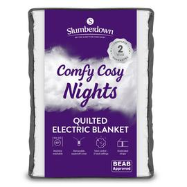 Slumberdown Warm and Cosy Electric Underblanket - Double