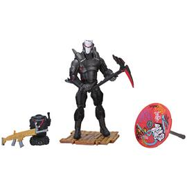 Fortnite Early Game Survival Kit, 4-inch 1-Fig Pack - Omega