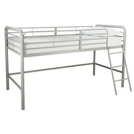 Argos Home Jo Silver Mid Sleeper & Kids Mattress