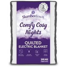 Slumberdown Warm and Cosy Electric Underblanket - Single