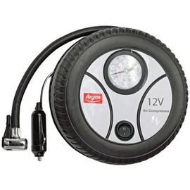 Simple Value Analogue Tyre Inflator - 12V
