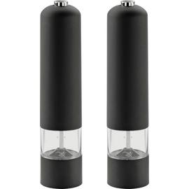 Argos Home Electronic Salt and Pepper Grinders