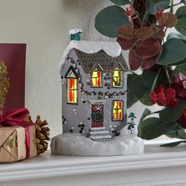 Argos Home Berry Christmas Light Up Small House