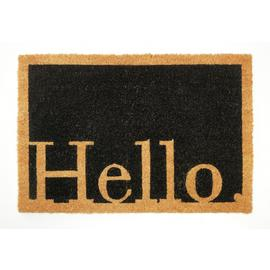 Argos Home Hello Doormat