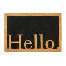 Argos Home Hello Doormat