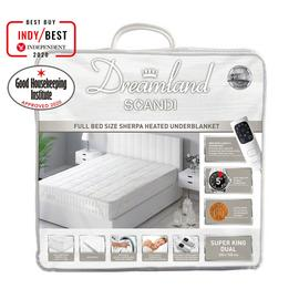 Dreamland Scandi Dual Control Underblanket - Superking