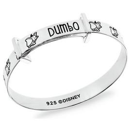 Disney Sterling Silver Dumbo Bangle - 0-18 months