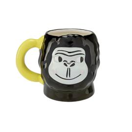 Adventure Is Out There Gorilla Mug & Banana Print Wallet