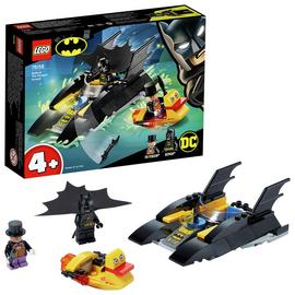 LEGO DC 4+ Batman v The Penguin: Batboat Boat Pursuit 76158