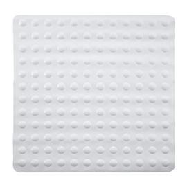 Argos Home Rubber In-Shower Bath Mat - White