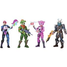 Fortnite Squad Mode 4-inch Core Figure 4-Pack - Series 1