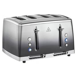 Russell Hobbs 25141 Eclipse 4 Slice Toaster - Blue