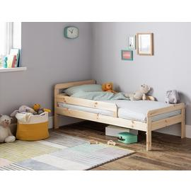 Argos Home Ellis Pine Toddler Bed