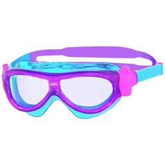 d62c5aade67 Zoggs Phantom Kid s Mask Swimming Goggles - Purple and Blue