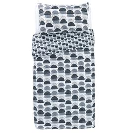 Argos Home Half Moon Bedding Set - Single