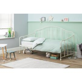 Argos Home Crystal Day Bed & Kids Mattress